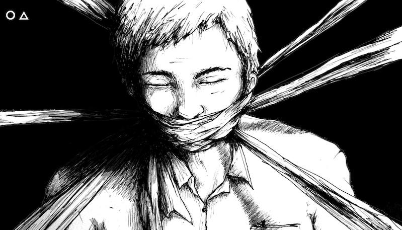 "Ilustrasi Ulasan Film Ajakan ""Senyap"" - Arut S. Batan"