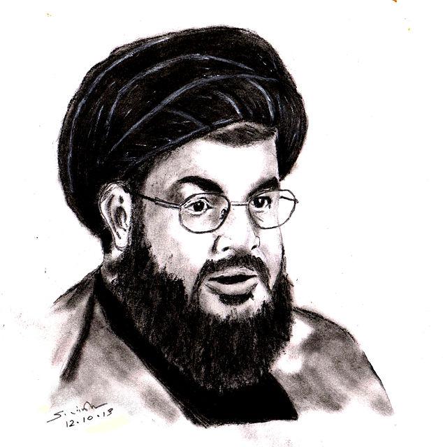 Nasrallah_by_Vinoba